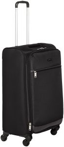 AmazonBasics Softside Spinner Luggage, 25-inch,