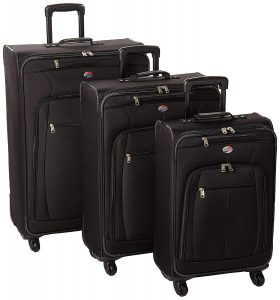American Tourister AT Pops Plus 3pc