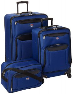 American Tourister Brookfield 3pc Set