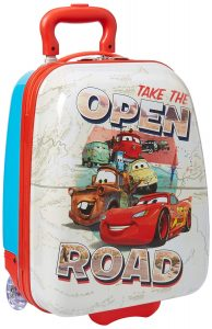 American Tourister Disney Cars 18 Upright Hardside