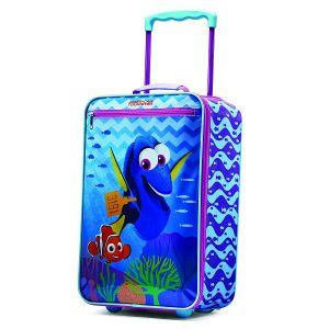 American Tourister Disney Finding Dory 18 Upright Softside