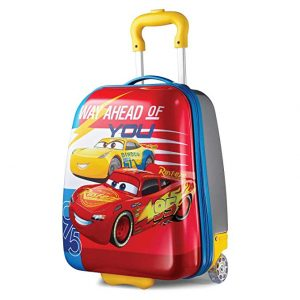 American Tourister Kids Hardside 18 Upright, Disney Cars