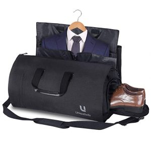 shoulder garment bag