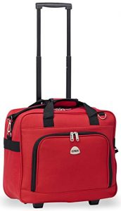 HiPack Multi-use Rolling Trolley Overnight Bag-TSA Approved Carryon