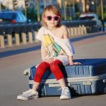 Kids Luggage On Wheels