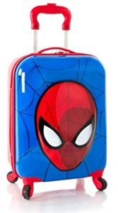 Marvel Spiderman 3D Pop Up Boys 18 Hardside Spinner Carry On Luggage