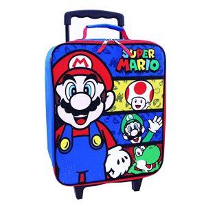 Nintendo Boys Mario Pilot Case