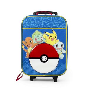 Pokemon House Party Pokeball Pilot Case, Multi