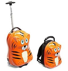 Travel Buddies Luggage Set, Archie Alien