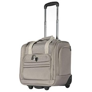 Travelers Club Luggage 16 Underseater WExclusive Flex-file System