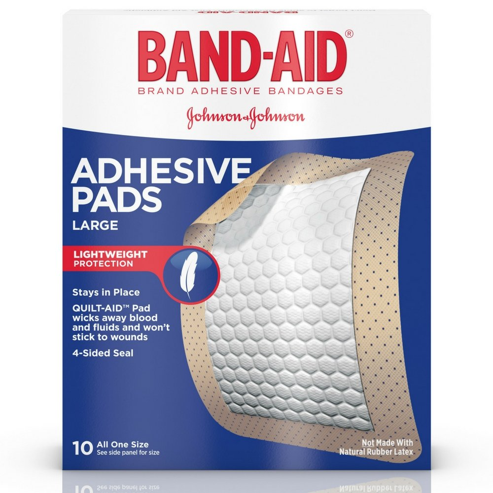 First Aid Kit for Travellers - Band Aids