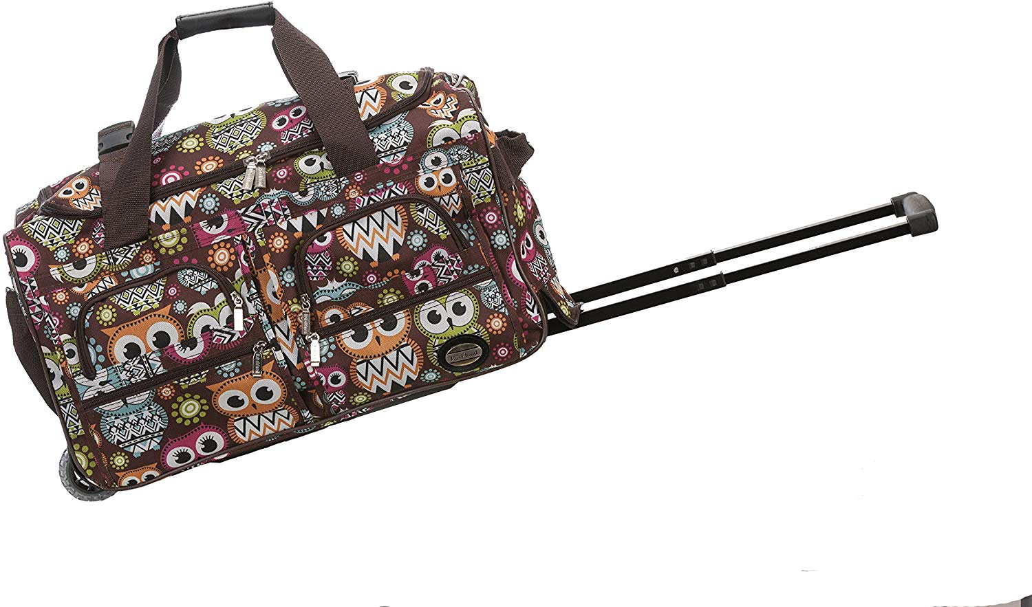 Rockland Rolling Duffle Baggage