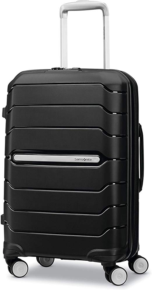 Samsonite Freeform Expandable Hardside Luggage with Double Spinner Wheels