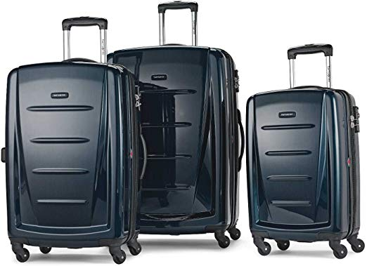 Samsonite Luggage - Set of 3 spinners