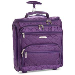 Aerolite Underseat Women Luggage Carry On