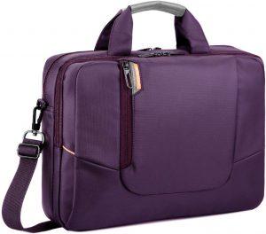 purple laptop case