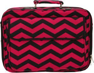 laptop case in fuchsia