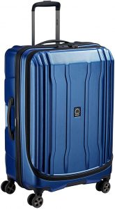 lite checked luggage