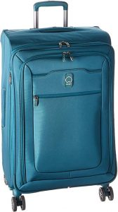 expandable checked luggage