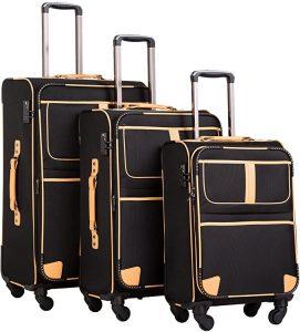 softshell luggage