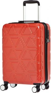hardside amazon luggage