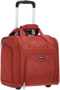 amazonbasics handy luggage