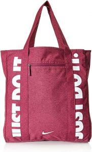 squared gym bag