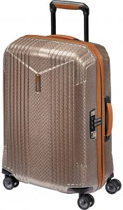 hartmann hardside suitcase