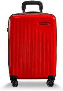 briggs&riley suitcase